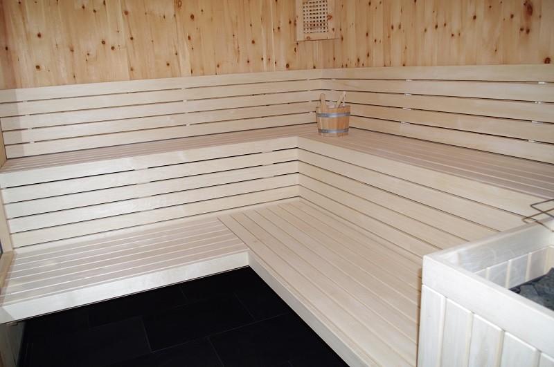 Ferienhaus Neuhäusl in Brandenberg - Sauna